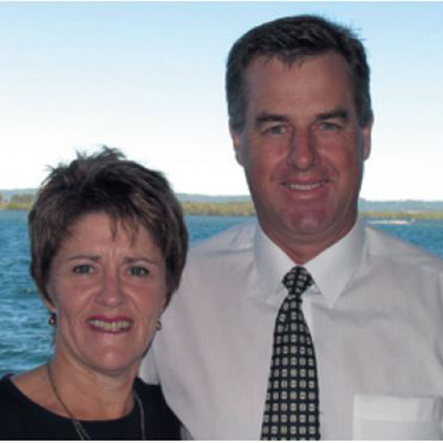 Don and Sue Hogden
